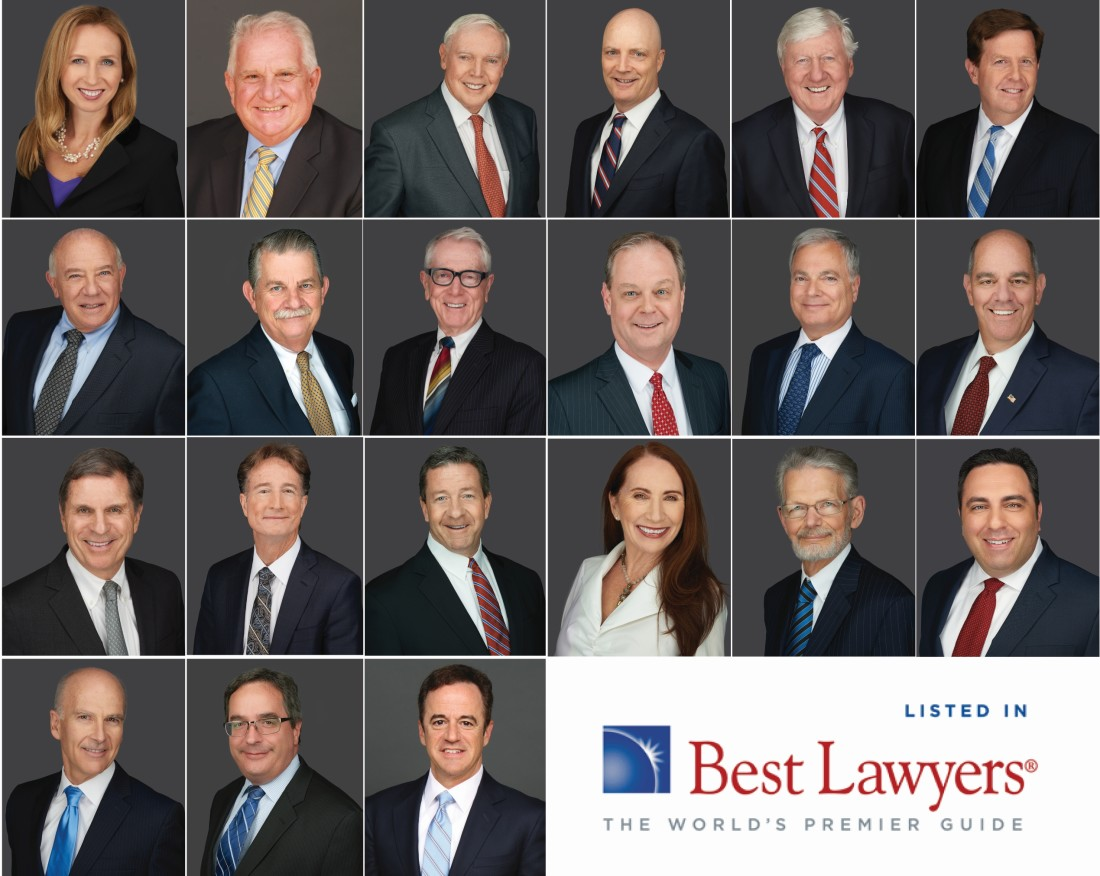 Connell Foley 2018 Best Lawyers