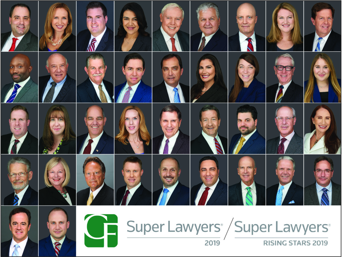Connell Foley 2019 Super Lawyers