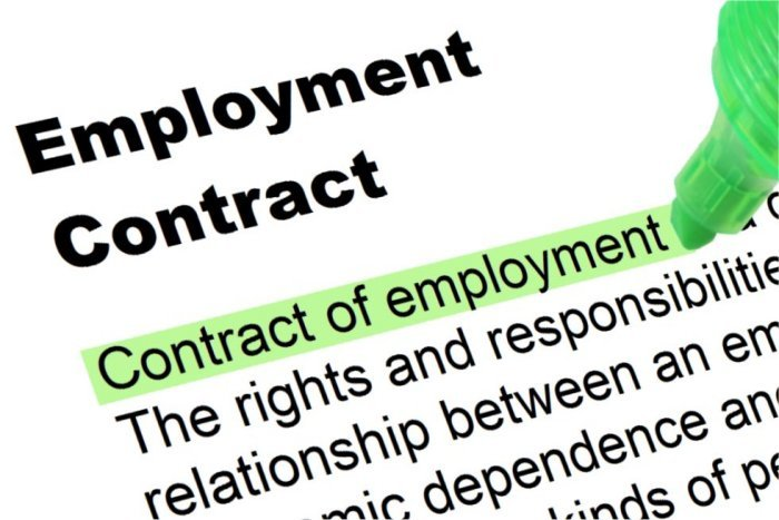 New Law Bars Certain Provisions in Employment Contracts and Settlement Agreements